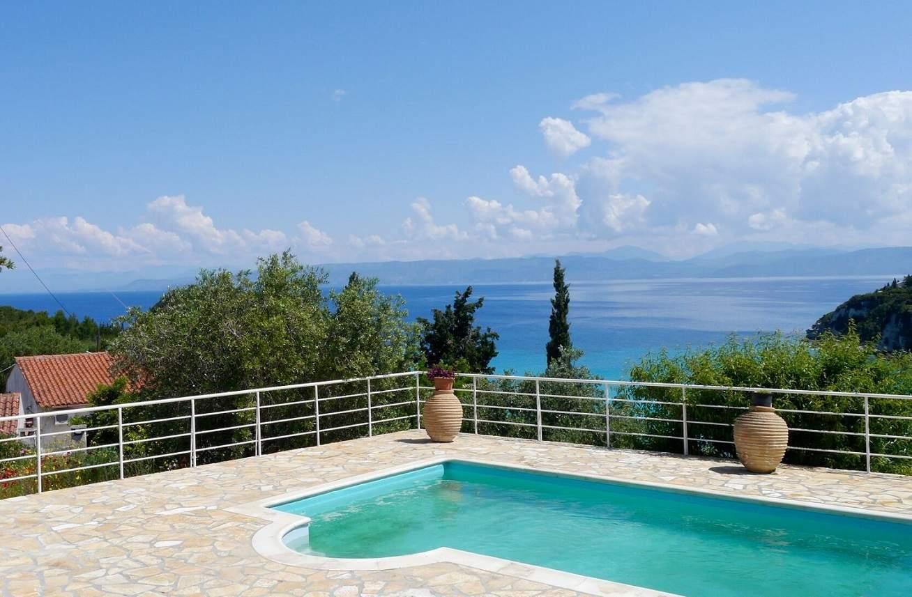 Paxos Villa Holidays